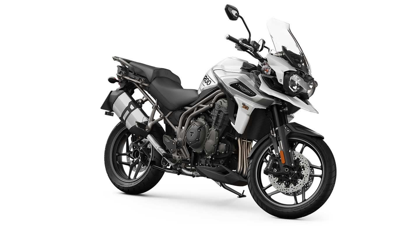 Triumph Tiger Explorer 120 2019