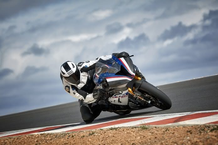 BMW HP4 Race 2020